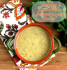 Cream of Asparagus,