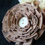 15 ways to make ribbon flowers.