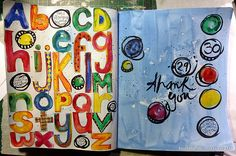 Louise's Art Journal 2011 by Louise