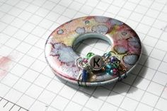 Life Made Creations: Washer Pendant How To