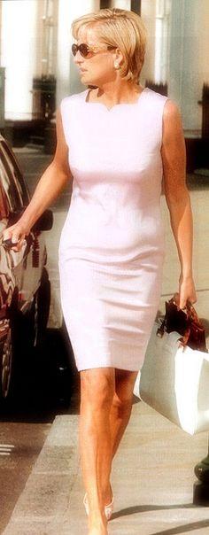 Princess Diana ~ Pretty in Pink
