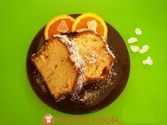 Orange and Mastic, Delicious Cake!