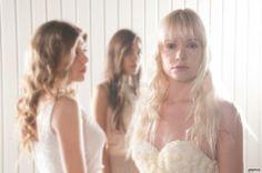 Acconciature da #sposa con i capelli sciolti