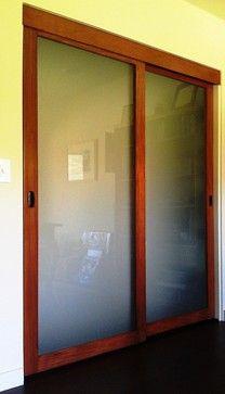 Sliding doors on pinterest interior doors closet doors for Closet doors los angeles
