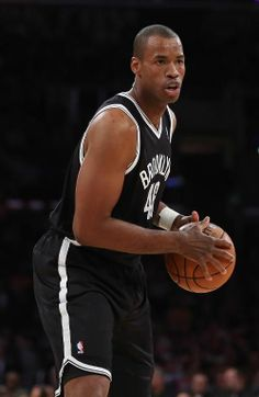 Jason Collins made his Nets debut - NBA