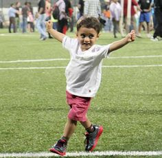 Aamir Khan's little son Azad on the football field - View pics!  #AamirKhan #AamirKhanson #Azad  #AzaadKhan