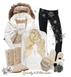 """walkin' in a winter wonderland"" by candy420kisses on Polyvore"