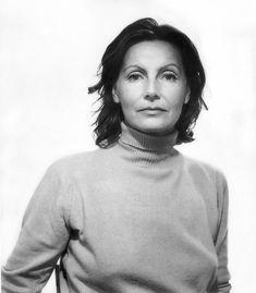 Greta Garbo—age 46 (by George Hoyningen-Huene)