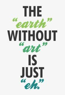 art, live bright