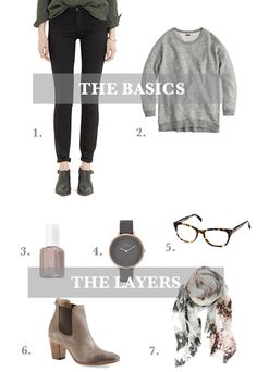 Layer It: Gearing up for Fall