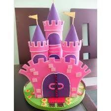 dulcero castillo de fomy
