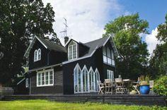 DESDE MY VENTANA: CASA DE VERANO EN DINAMARCA / SUMMER HOUSE IN DENMARK