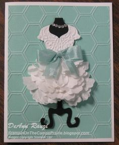Dress Up with a Coffee Filter Skirt!