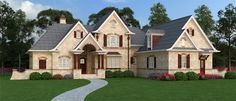 Featured House Plan: BHG - 5215