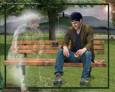 Merlin with Arthur's Ghost…. wow this just killed me 17 times, slowly and painfully.