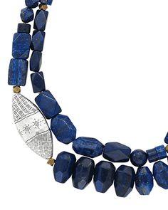 Indigo For It Necklace, Necklaces - Silpada Designs