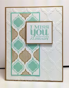 Stamp With Sandy: Mosaic Madness Sneak Peek for CTS27, Stampin' Up