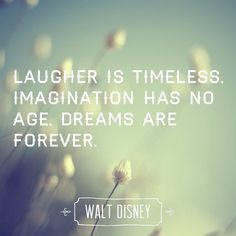 Walt Disney Quote made with Over