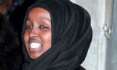 Salma Halane, who is now reportedly married to an Isis fighter.