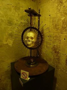 Craniometer by Art Donovan