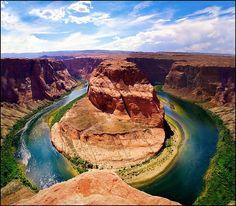 favorit place, horsesho bend, road trip, arizona, horseshoes, beauti, travel, usa, grand canyon