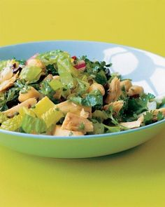 Chopped Salad with Tuna Recipe