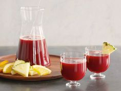 Rum Punch Recipe : Bobby Flay : Food Network - FoodNetwork.com