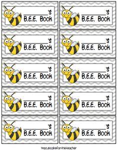 BEE Book freebie!
