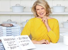 It's Martha Week! The lifestyle maven is dishing out expert tips and details on her latest book. Learn more at macys.com/marthastewart
