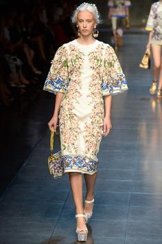 Dolce & Gabbana Spring 2014 Ready-to-Wear Collection