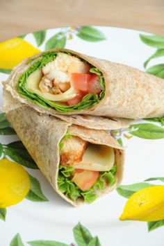Chicken wraps / Wraps de frango / Wraps de pollo