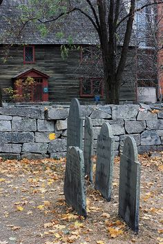 Old Salem, Massachusetts - Been once and loved it so much I could see myself living there. Too bad I can't boot the historical society out of The House of Seven Gables ;P