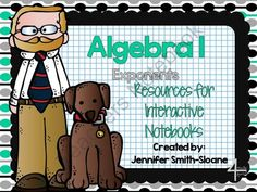 Algebra Exponents Interactive Notebook Bundle from 4mulaFun on TeachersNotebook.com -  (63 pages)  - Algebra Exponents Interactive Notebook Bundle