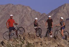 Cycling,  Photo Credit: Palm Springs Desert Resort Communities Convention and Visitors Authority