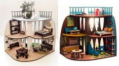 the ARC Dollhouse by
