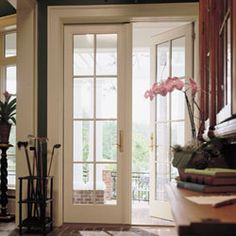 french doors to deck - Google Search