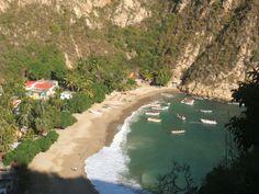 Vista de Puerto Maya