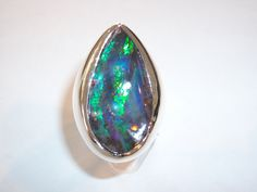 JACQUES FABIAN Design Opal ring