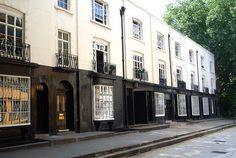 Georgian Shopfronts: Duke's Road, London WC1