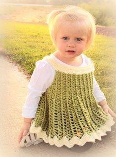 New Crochet Pattern - Swing Dress & Tunic - Pattern Paradise