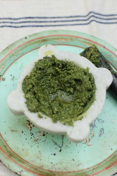 the best basil pesto | Jamie Oliver |