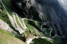 Gavia Pass - Dolomites - Italy