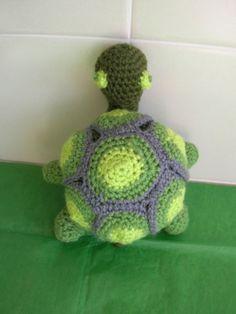 Crochet turtle patterns