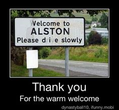 sign, die slowli, demotiv poster, alston, laugh, funni thing, demotivational posters, funni photo, humor