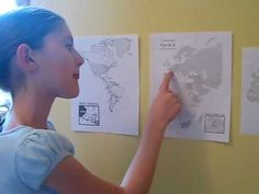 Classical Conversations - Cycle 1 Geography by Joanna