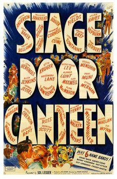 Stage Door Canteen Premiered 24 June 1943
