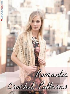 Find our favorite date-night crochet patterns below. You're sure to turn heads and leave a lasting impression with any one of these eye-catching crochet designs!