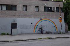 rainbow warrior by akay
