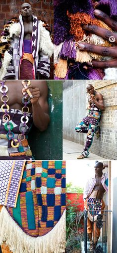 Buka Akib collection via FLY.
