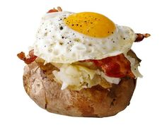 50 Stuffed Baked Potatoes from #FNMag #RecipeOfTheDay